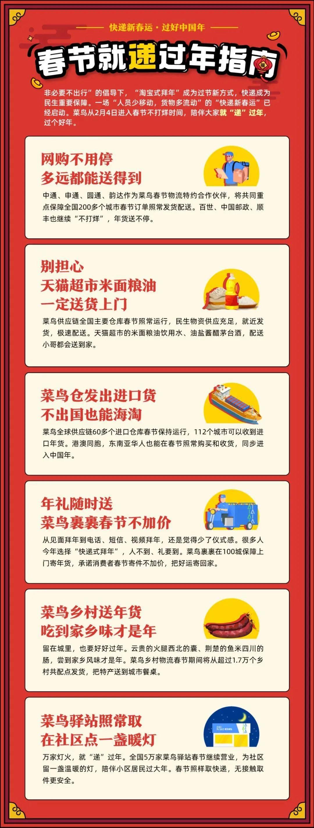 """春节就""""递""""过年指南,广西红客"""