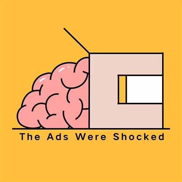 广告也震惊
