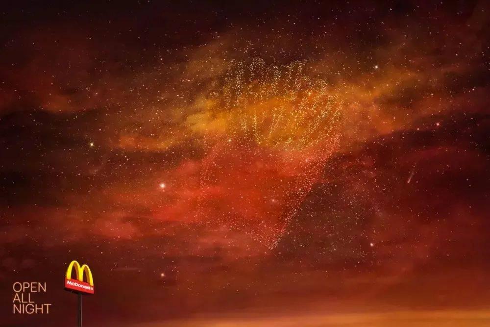 鸟哥笔记,创意广告,广告百货,麦当劳,广告,创意