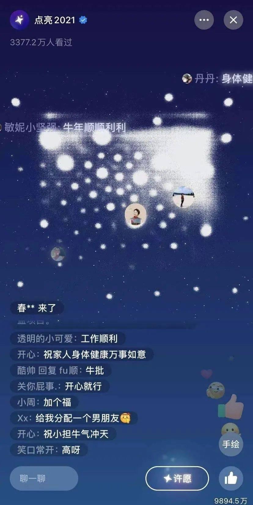 抖音、快手、视频号的春节战事