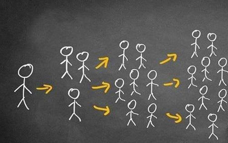 如何用1條朋友圈+筆記,裂變增長了2萬+運營行業用戶?
