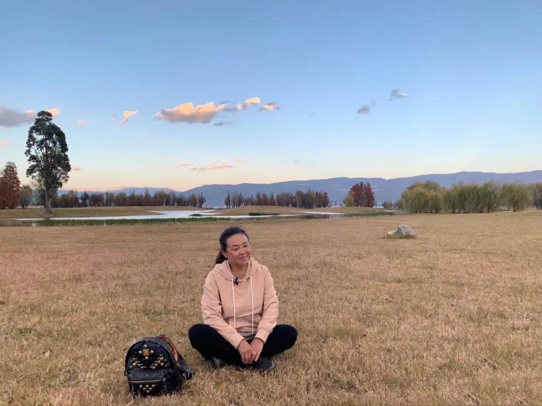 专访50岁自驾游网红阿姨:做自媒体是为了自由,广西红客